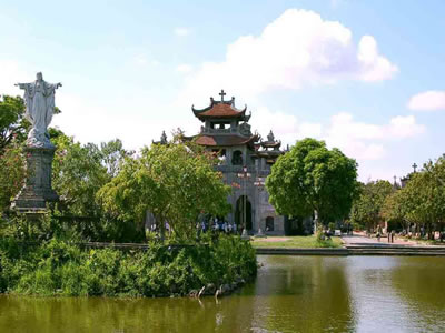 Phat Diem - Ninh binh